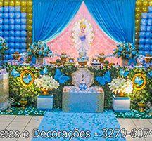 Cinderela- Decoração Módulo - Lu Festas & Decorações