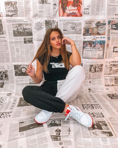 Jordan 1, newspaper, photography