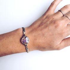 Chronos Crystal Sphere Bracelet
