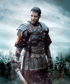 "Maximus Decimus Meridius - ""What we do in life echoes in eternity."" - from the movie Gladiator"