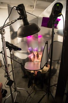 Lindsay Adler Beauty Portfolio Intensive behind the scenes