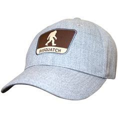 b18c533797625 Headsweats -  NEW  Trucker Hat - Bigfoot Find Me