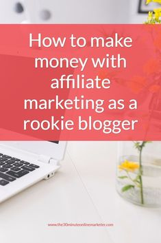 Are you struggling to get some income from affiliate marketing? Check out the resources I used to learn how to make money.