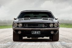 Dodge Challenger--definition of muscle car Dodge Challenger, Dodge Hemi, Dodge Trucks, Dodge Auto, Dodge Charger Rt, Us Cars, Sport Cars, Rat Rods, Bmw
