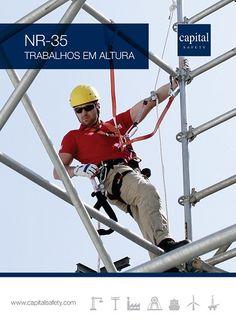Blog do Osias Lima: Capital Safety lança cartilha sobre a NR-35