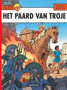 Striptip bij les 2: Alex 019 Het paard van Troje