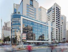 Arquitetos do escritório Aflalo & Gasperini desenham conjunto que reúne unidades habitacionais e comerciais, em São Paulo | aU - Arquitetura e Urbanismo