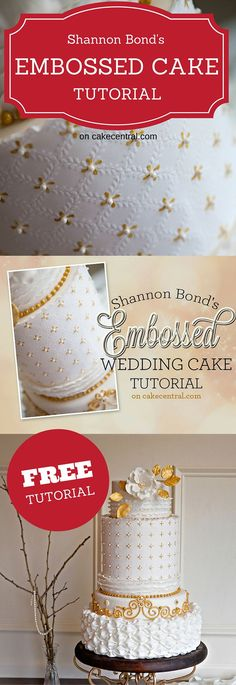 To re-create the effect on the extended tier of my Cake Central Icing Images® cake , you will need: Sweet Accents™...