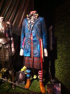 Johnny Depp Mad Hatter costumer 1 from Alice in Wonderland