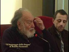 """Presentazione del libro """"Il linguaggio della lingua"""" di Rutilio Sermonti"""
