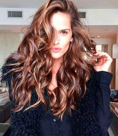 izabel goulart bombshell hair