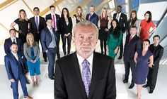 'A Tweet' Ooooh so close !!! Alan Sugar reveals The Apprentice winner on Twitter before final