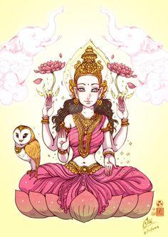Lakshmi is also an important deity in Jainism and found in Jain temples Lakshmi hindu art Lakshmi wealth Lakshmi goddesses Lakshmi haram Lakshmi tanjore painting Lakshmi vaddanam Lakshmi bangle Lakshmi decoration Lakshmi necklace Durga Images, Lakshmi Images, Indian Goddess, Durga Goddess, Lord Saraswati, Lord Shiva, Durga Maa, Folk Art Flowers, Drawn Art