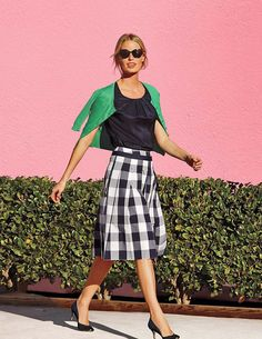 The One Skirt That Will Flatter EVERYONE: In the realm of Spring's must-have trends, the full skirt just might be queen.