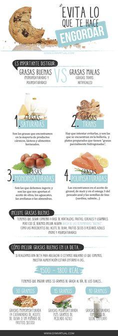 Evita engordar con estos tips
