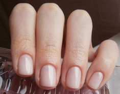 essie - vanity fairest... This is my go to Nail polish and my FAVE by far!!!