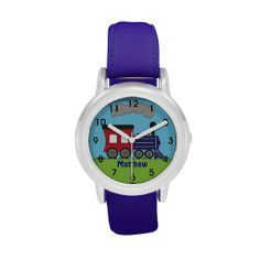 $$$ This is great for          Personalized Boys Train Choo Choo Watch           Personalized Boys Train Choo Choo Watch you will get best price offer lowest prices or diccount couponeDeals          Personalized Boys Train Choo Choo Watch Here a great deal...Cleck Hot Deals >>> http://www.zazzle.com/personalized_boys_train_choo_choo_watch-256110761481882091?rf=238627982471231924&zbar=1&tc=terrest