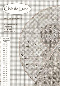 Stickerei Schema Moonlight (Nimue) 1 Von 4
