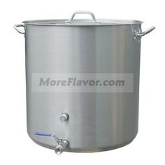 Homebrew Finds: Heavy Duty Brew Kettle - With Ball Valve 26 Gallon - Save 50 + Free Shipping