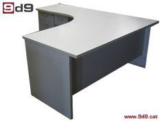 Mesa Oficina 174002 Mesa operativa de segunda mano, fabricada en ...
