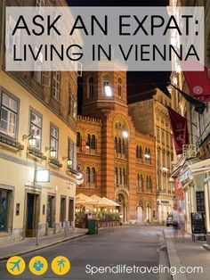 Interview with an expat about what Vienna is really like