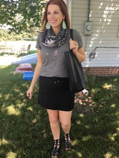Shop your closet by Jaymie Ashcraft Skater Skirt, Cool Style, Skirts, How To Make, Fun, Closet, Shopping, Beauty, Fashion