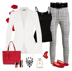 Just for Me by carolannstyle on Polyvore featuring Alexander McQueen, Balmain, Icebreaker, Vince Camuto, Burberry and Chanel