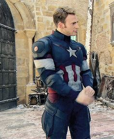 Chris Evans | Love Cap <3<3<3 -B.R. - Visit to grab an amazing super hero shirt now on sale!
