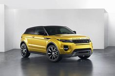 Range Rover Evoque Limited Edition ~ Rover Series