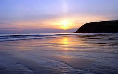 sunset beach footprint Sunset Beach