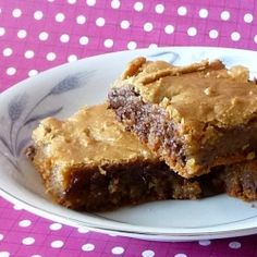 #93784 - Chocolate Chip Blondies By TasteSpotting -- see more at LuxeFinds.com