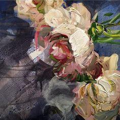 Colours #roses #botanical #bobbieburgers #art #artist #painter #painting #contemporaryart #canadianart #artiststudio via ✨ @padgram ✨(http://dl.padgram.com)
