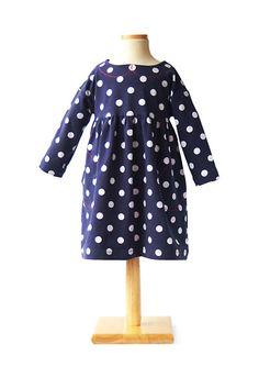 digital playtime dress, tunic + leggings sewing pattern