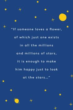 Our Favorite Quotes From The Little Prince #refinery29 http://www.refinery29.com/2016/08/118304/the-little-prince-quotes#slide-3