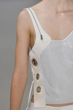 Paco Rabanne Details S/S '15
