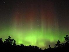 Today is my first day back from vacation and everyone has told me I am glowing.  I want to bring that light to my work and family today.                                                                    The image is of the northern lights, which I saw glowing over my North Dakota farm many times in my childhood