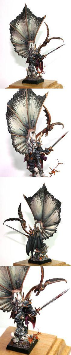 Winged Upír