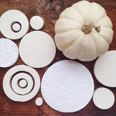 It's a white pumpkin kind of fall.  #morethantile