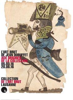 Collection de l'Art Brut, Lausanne, Suisse
