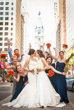 Wedding Photos That Prove Two Brides Are Better Than One Lesbian Wedding Photos, Lgbt Wedding, Wedding Wishes, Wedding Pics, Dream Wedding, Wedding Ideas, Wedding Dresses, Lesbian Love, Cute Lesbian Couples