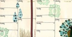 DIY Journal Pages | journal pages