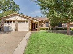 Newly remodeled 3 bedroom 2 bathroom home Close to shopping dining and entertainment Open Concept lay out. Wood burning fireplace in living area. Master bathroom has separate vanities. Large Backyard. This is a MUST see