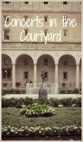 Concerts in the Courtyard: Free Music Series at the Boston Public Library this summer!
