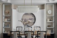 420㎡新中式四层别墅合院样板间丨这是文人骨子里的风雅 Chinese Tea Room, New Chinese, Shelf Design, Cabinet Design, Interior Styling, Interior Decorating, Interior Design, Chinese Interior, Shops