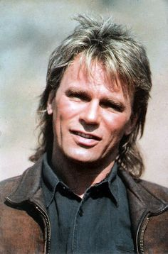 ... the one and only (ever) MacGyver