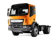 DAF new Euro 6 LF Construction Truck