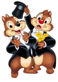 128 Meilleures Images Du Tableau Chip Et Dale Chip Dale Disney