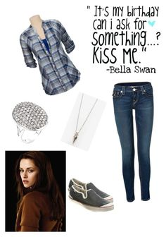 Designer Clothes, Shoes & Bags for Women Twilight Saga Series, Twilight Movie, Fashion Clothes, Girl Fashion, Fashion Outfits, Twilight Outfits, Swag Style, My Style, Kristen And Robert