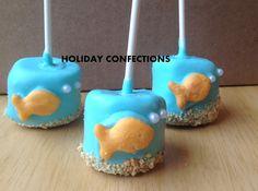Cute idea for cupcake decorating