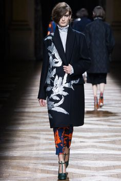 Dries Van Noten Fall Winter 2014-2015 #FW14 #PFW